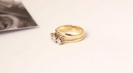 Shaped-Wedding-ring