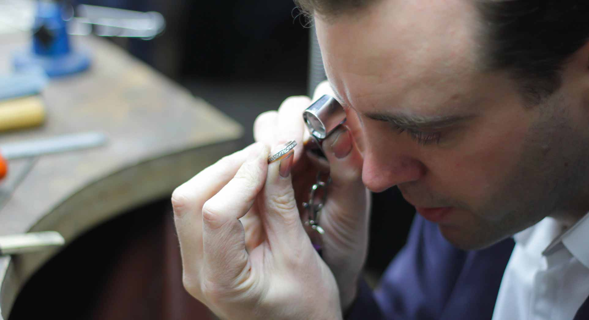 Jewellery Repair & Care