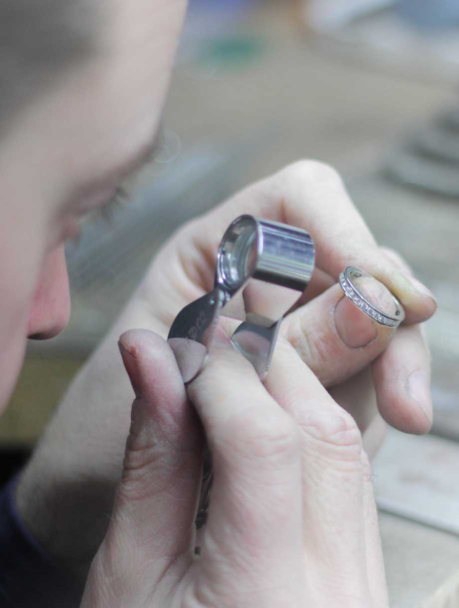 Design a Ring